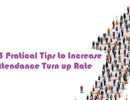 15 Tips to Increase Attendance Turn up Rate